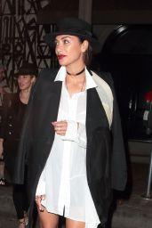 Nicole Scherzinger Night Out Fashion - Craig