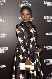 Nikeata Thompson – About You Awards in Hamburg 05/04/2017