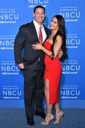 Nikki Bella – NBCUniversal Upfront in NYC 05/15/2017