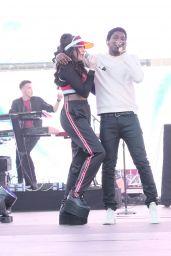 Noah Cyrus Performs at KIIS FM Wango Tango in LA 05/13/2017
