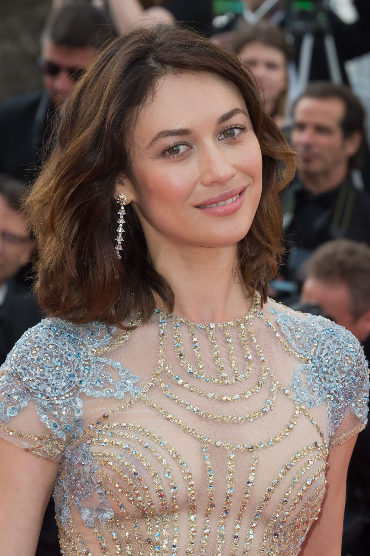 "Olga Kurylenko - ""The Meyerowitz Stories"" Premiere at Cannes Film Festival 05/21/2017"