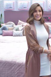 Olivia Culpo - Hosts bareMinerals + COSMOPOLITAN Event #SleepInTheBare in New York 05/09/2017