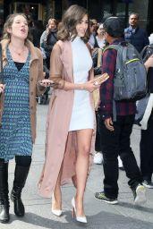 Olivia Culpo is Stylish - New York City 05/09/2017