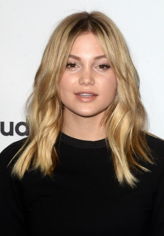 Olivia Holt - ABC/Disney Media Distribution International Upfront in Burbank 05/21/2017