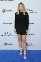 Olivia Holt - ABC/Disney Media Distribution International Upfront in Burbank 05/21/2017