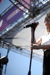 Olivia Holt Performing at 102.7 KIIS FM