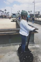 Olivia Holt Social Media Pics 05/16/2017