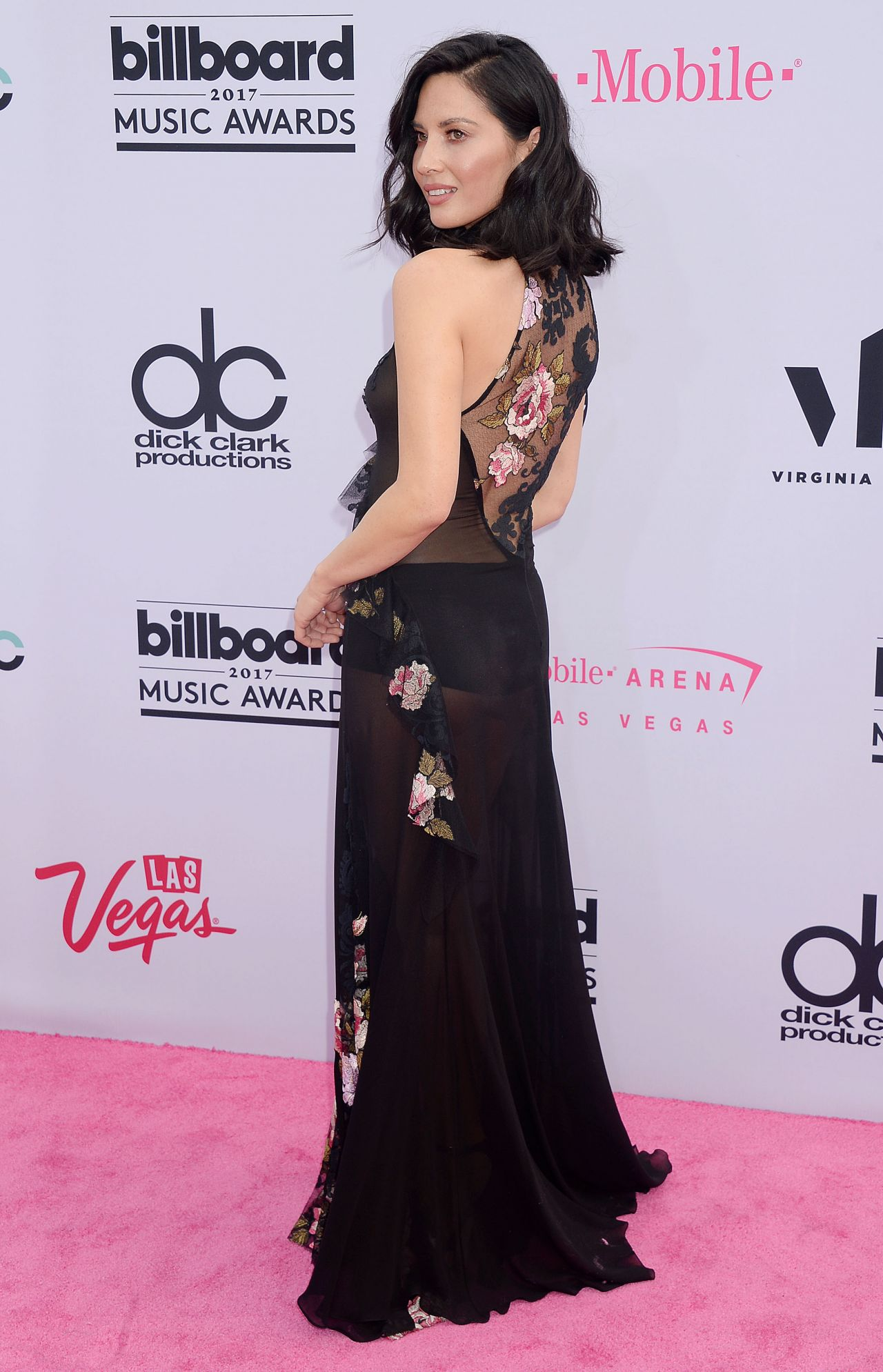 Olivia Munn – Billboard Music Awards in Las Vegas 05/21/2017