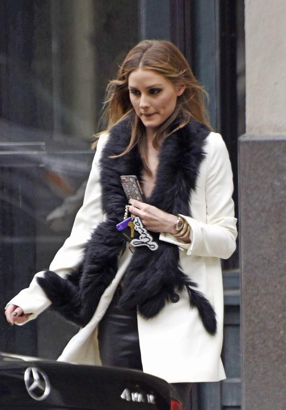 Olivia Palermo Style - New York 05/27/2017