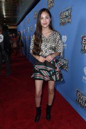 "Olivia Rodrigo – ""Everything, Everything"" Movie Screening in Los Angeles 05/06/2017"