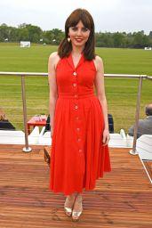 Ophelia Lovibond – Audi Polo Challenge at Ascot, UK 05/06/2017