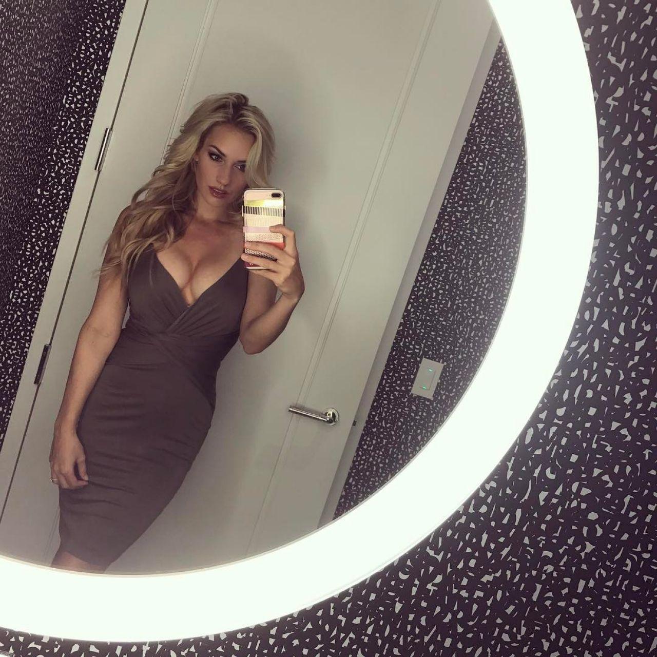Paige Spiranac Social Media Pics May 2017