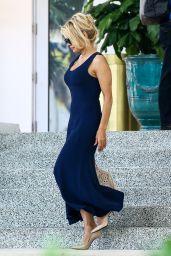 Pamela Anderson Fashion Style - Miami 05/14/2017