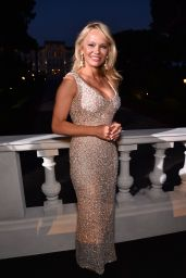 "Pamela Anderson - ""Love On The Rocks"" Party at Cannes Film Festival 05/23/2017"