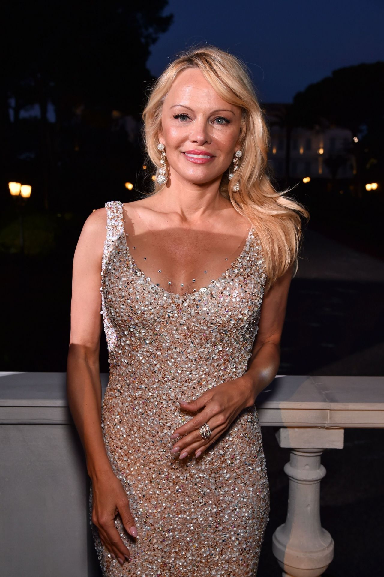 """Pamela Anderson - """"Love On The Rocks"""" Party at Cannes Film ... Pamela Anderson"""