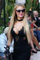 Paris Hilton at Philipp Plein Resort Collection – Cannes Film Festival 05/24/2017
