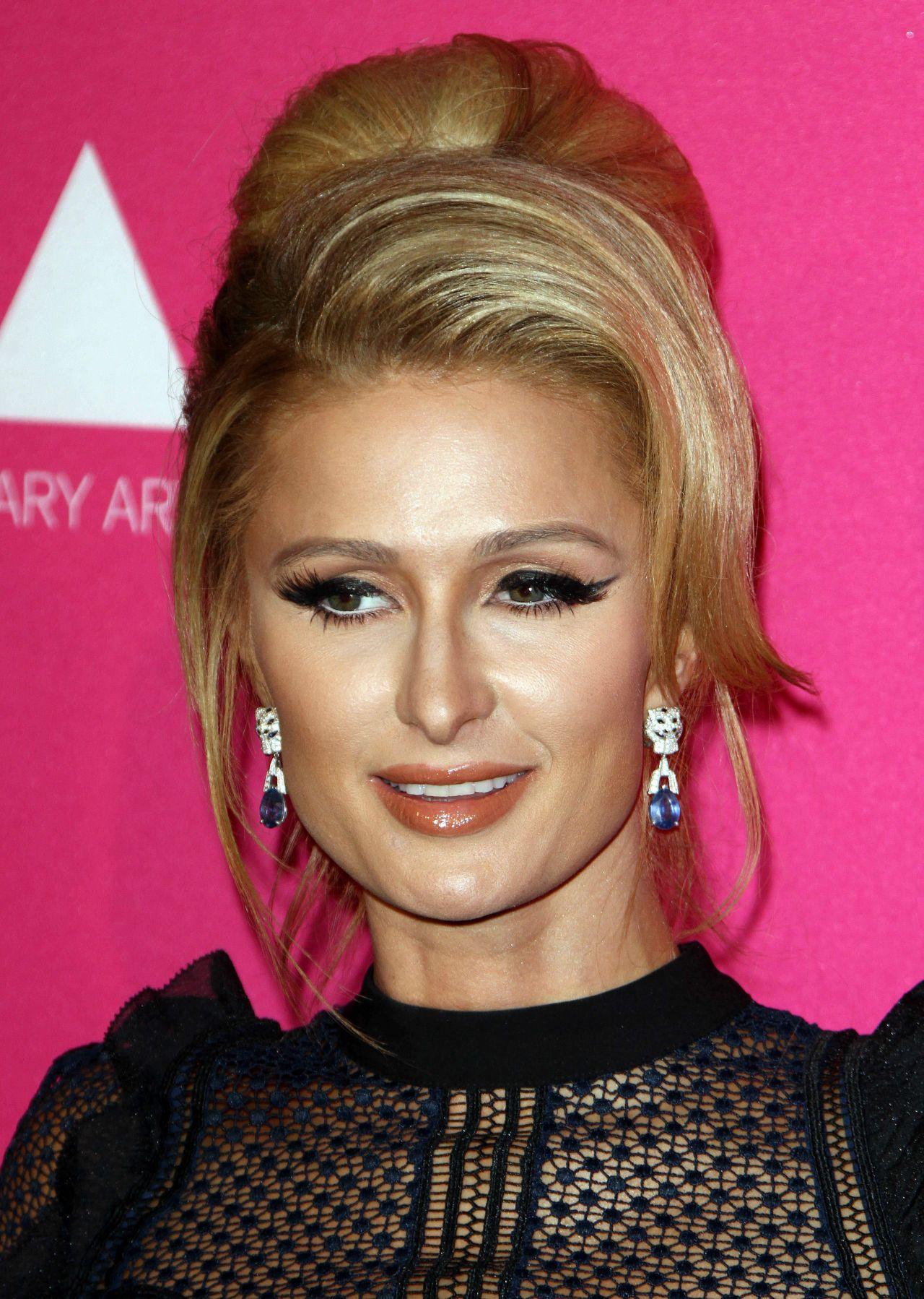 Paris Hilton - MOCA Gala Honoring Jeff Koons in LA 04/29/2017 Paris Hilton