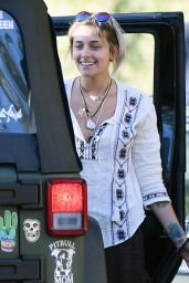 Paris Jackson - Out in Hollywood 05/18/2017