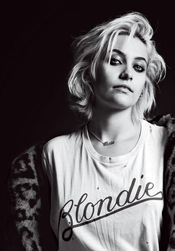 Paris Jackson - Teen Vogue May 2017 Photos