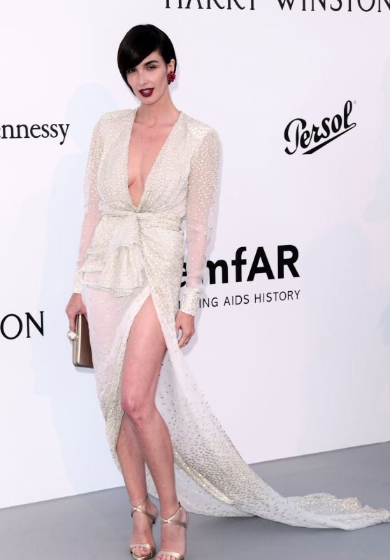 Paz Vega – AmfAR's 24th Cinema Against AIDS Gala – Cannes Film Festival 05/25/2017