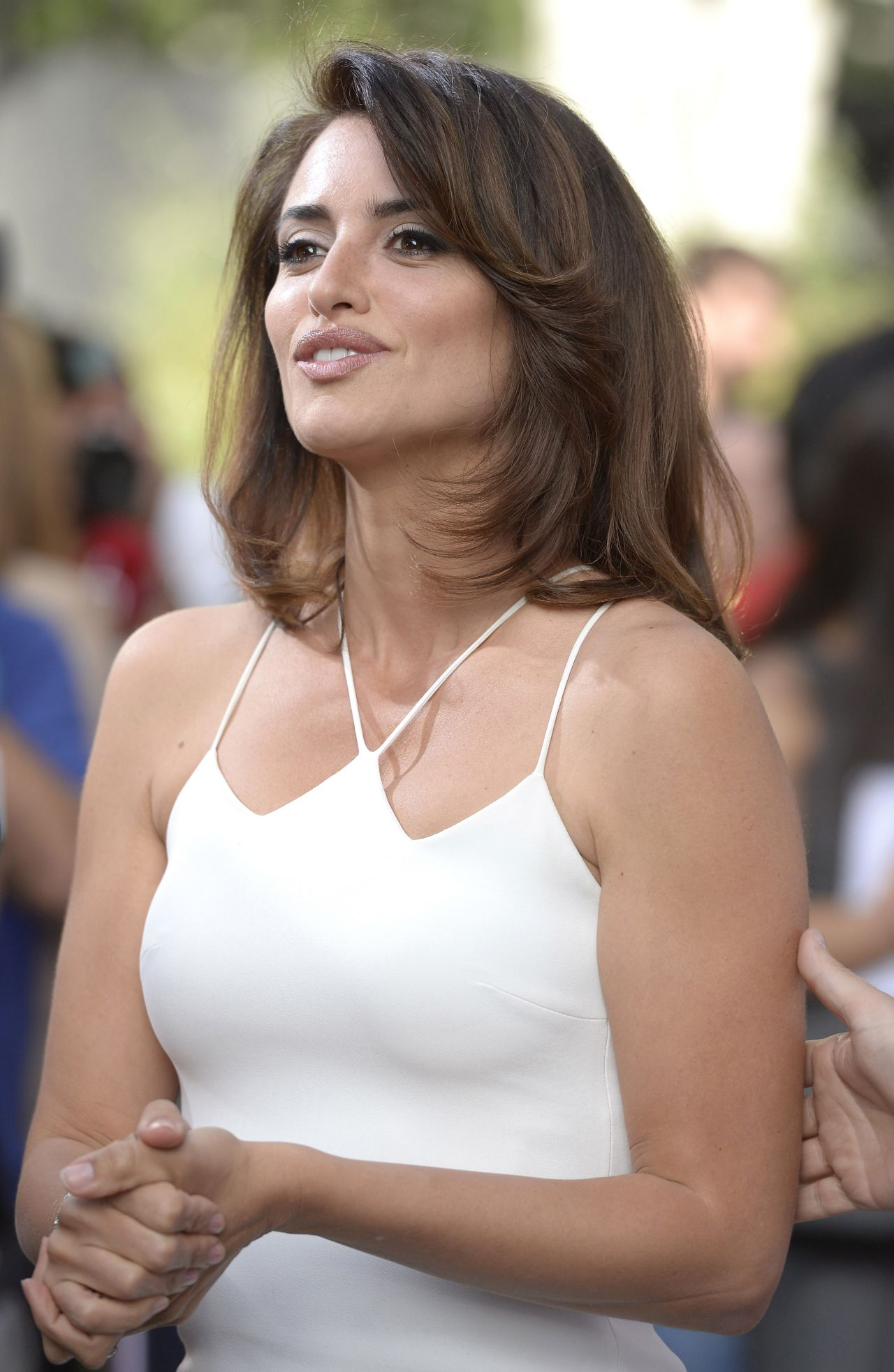 Penelope Cruz - Carpisa Italy Store Launch in Madrid ... Penelope Cruz