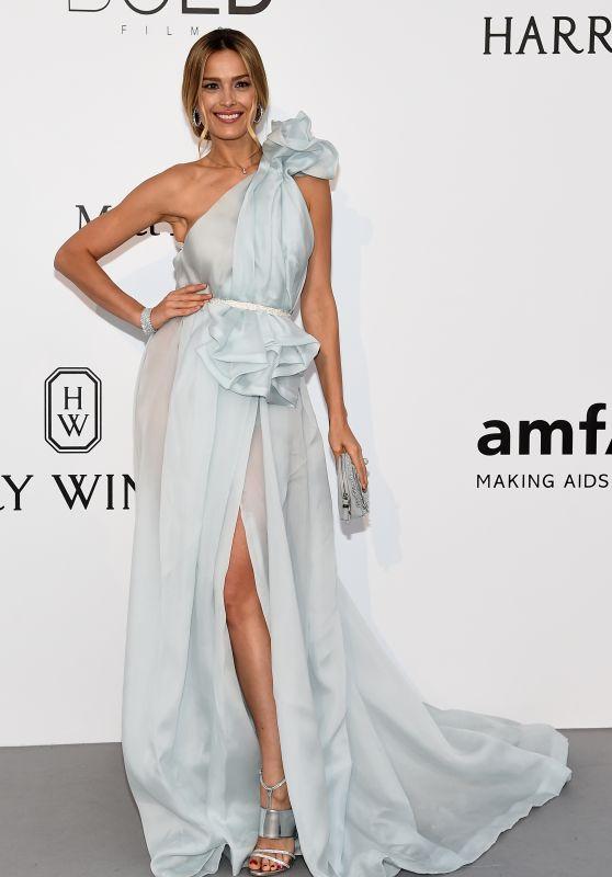 Petra Nemcova – AmfAR's 24th Cinema Against AIDS Gala – Cannes Film Festival 05/25/2017