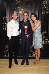 Phillipa Soo – Lucille Lortel Awards in New York City 05/07/2017
