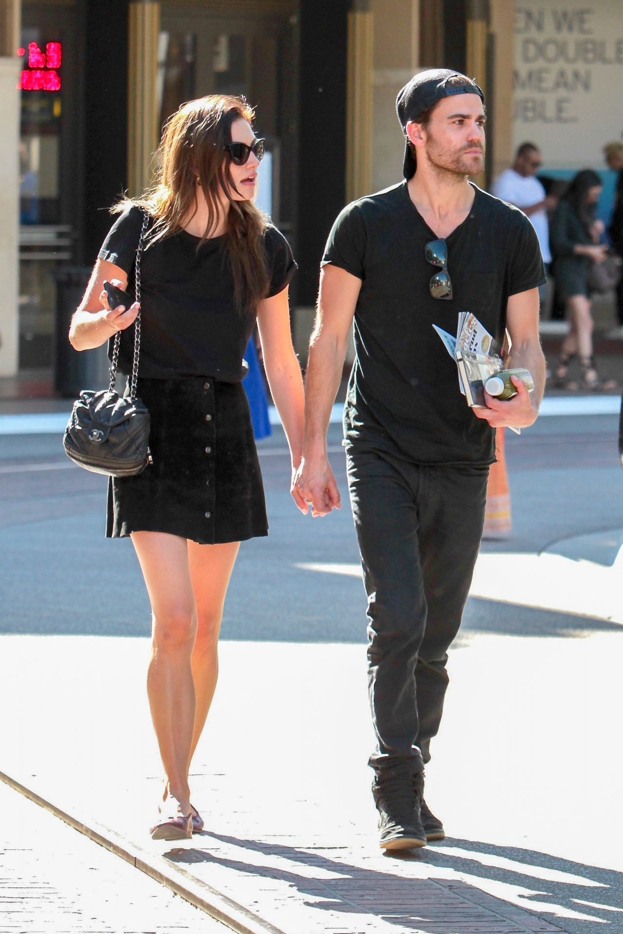 Thomas McDonell Photos, News, and Videos | Just Jared Jr ... |Thomas Mcdonell And Phoebe Tonkin