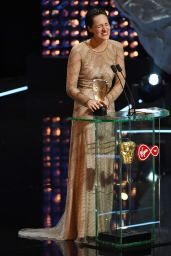 Phoebe Waller-Bridge – BAFTA TV Awards in London 05/14/2017