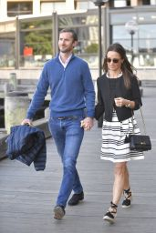 Pippa Middleton Looks Stylish - Out in Sydney 05/31/2017