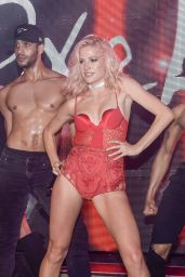 Pixie Lott Performs at G-A-Y at Heaven Nightclub in London, UK 05/07/2017