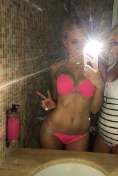 Pixie Lott Social Media Pics, May 2017