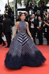 "Praya Lundberg - ""The Double Lover"" Premiere at Cannes Film Festival 05/26/2017"