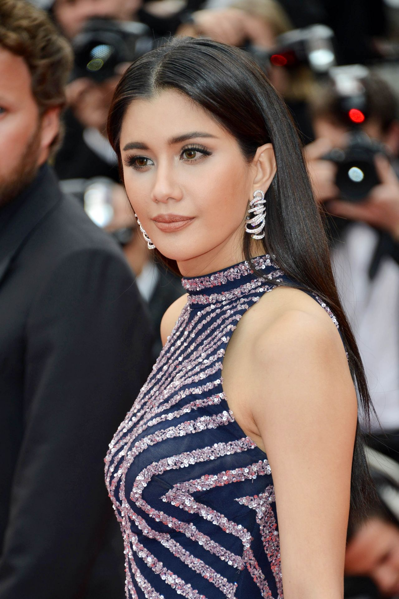 """Praya Lundberg   """"The Double Lover"""" Premiere at Cannes ..."""