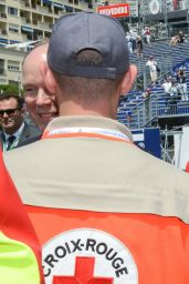 Princess Charlene - Monaco Formula One Grand Prix in Monte Carlo 05/27/2017