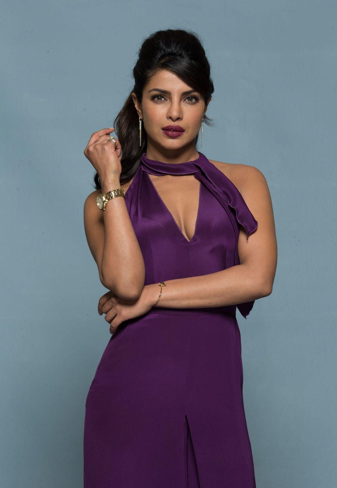 Priyanka Chopra - Baywatch Promoshoot 2017-2708