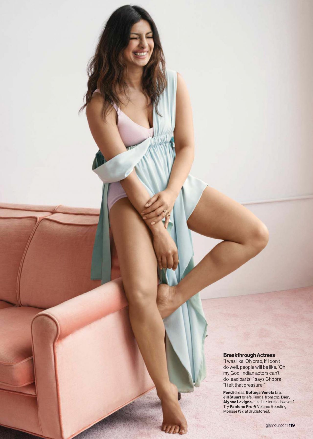 Priyanka chopra glamour magazine us july 2017 Sexy 30