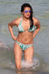 Priyanka Chopra in Bikini on the Beaches in Miami, FL 05/15/2017