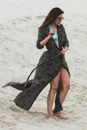 Priyanka Chopra on the Beach in Miami Beach 05/14/2017