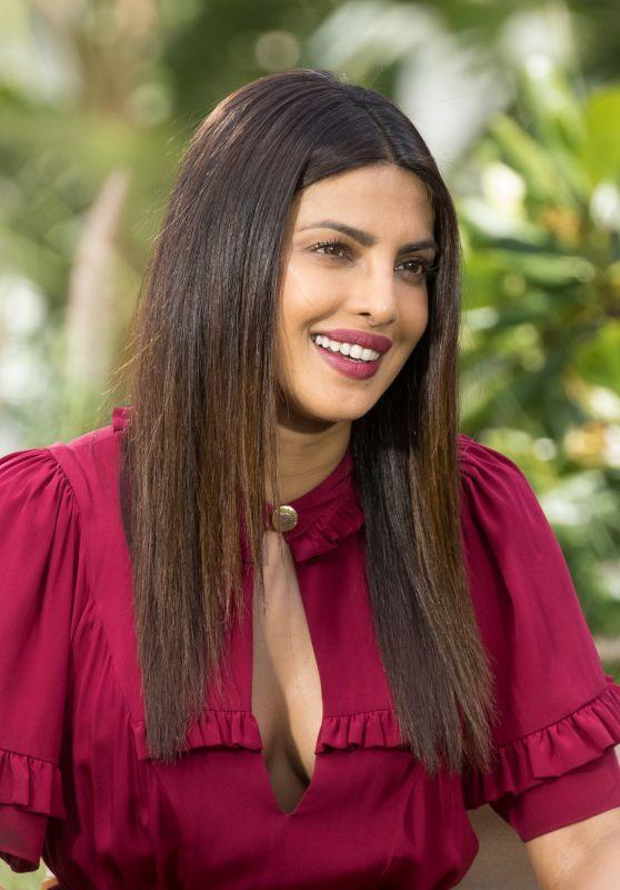 "Priyanka Chopra - Promotes ""Baywatch"" Movie in Miami Beach 05/13/2017"