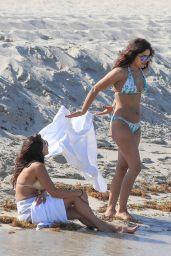 Priyanka Chopra Shows Off Her Bikini Body - Beach in Miami, FL 05/15/2017