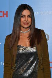 Priyanka Chopra – The Cinema Society Screening of Baywatch in New York 05/22/2017