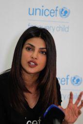 Priyanka Chopra - Unicef Press Conference in Johannesburg, South Africa 05/07/2017