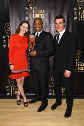 Rachel Brosnahan – Lucille Lortel Awards in New York City 05/07/2017