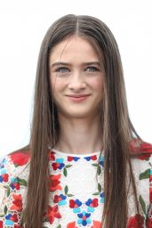 """Raffey Cassidy at """"The Killing of a Sacred Deer"""" Photocall – Cannes Film Festival 05/22/2017"""