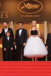 "Raffey Cassidy at ""The Killing of a Sacred Deer"" Screening – Cannes Film Festival 05/22/2017"