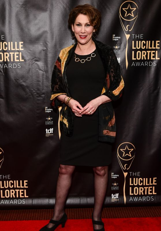 Randy Graff – Lucille Lortel Awards in New York 05/07/2017