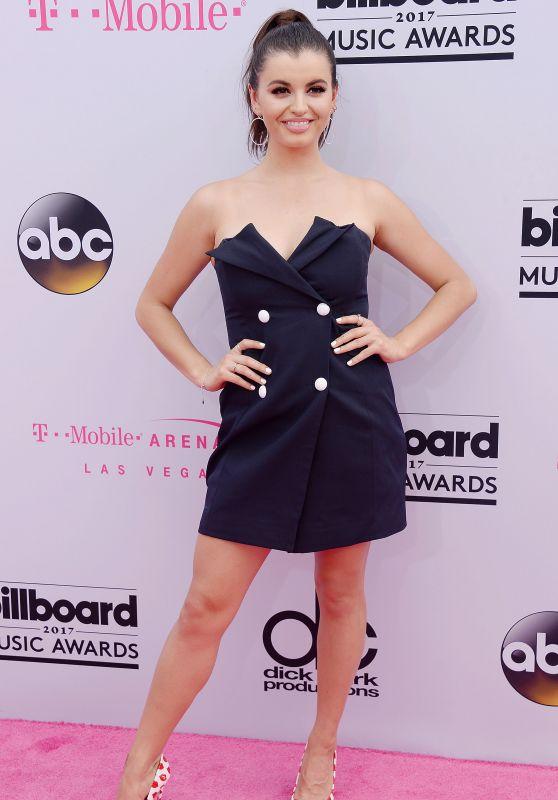 Rebecca Black – Billboard Music Awards in Las Vegas 05/21/2017