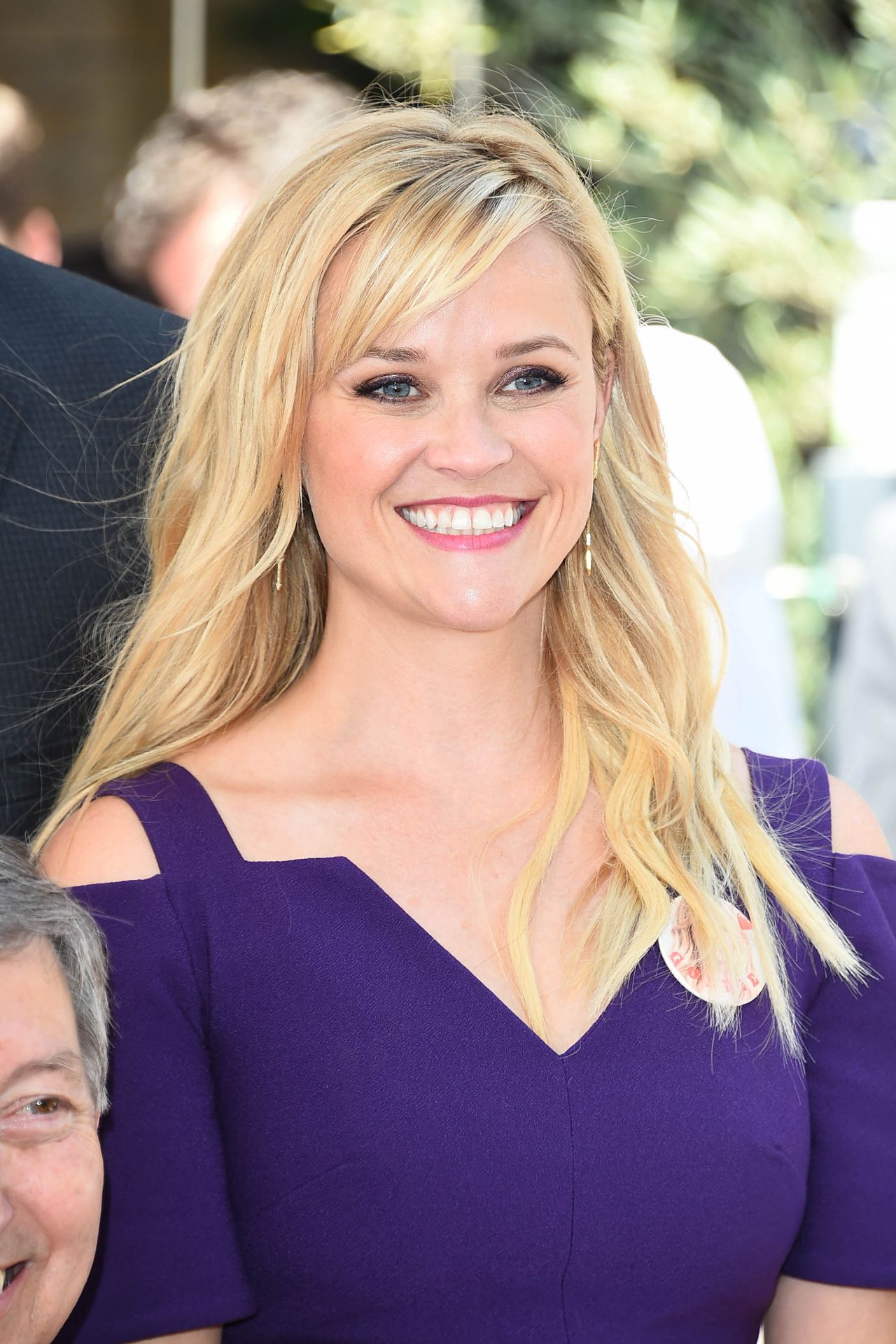 Reese Witherspoon at Goldie Hawn and Kurt Russell's Walk ...