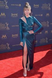 Renee Bargh – Daytime Emmy Awards in Los Angeles 04/30/2017